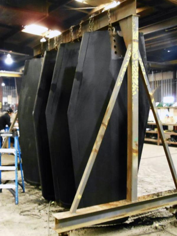 Rubber Linings and Coating